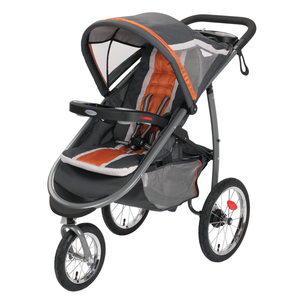 Graco Fastaction Fold Jogging Stroller Review Jogging Stroller Guru