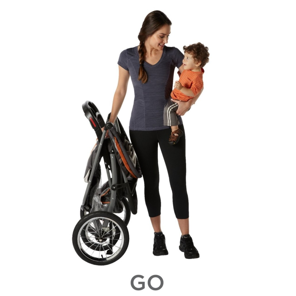 graco fastaction jogging stroller